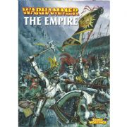 The Empire Warhammer Armies Rulebook rule book (2000)